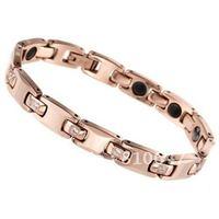 NEW Tungsten Carbide  Men Bracelet,With Magnet,wholesale100pcs / lot