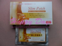 Free Shipping Sharpe Slim Patch Extra Strong Healthy Losing Weight Diet Slimming Patch With Retail Box, 50box(1box=3bag=30pcs)