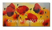 Free Shipping !! Drop Ship! Gallery Quality Modern  Abstract  Oil Painting On Canvas ytktv(137)