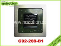 50% OFF SHIPPING BRAND NEW NVIDIA G92-289-B1 VEDIO CARD BGA CHIP 100% ORIGINAL !!!