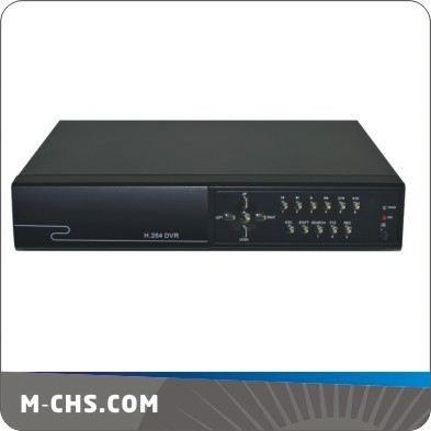 4 alarm input,1 alarm output cctv h.264 dvr player(China (Mainland))