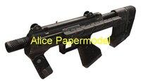 [Alice papermodel] 1:1 halo SMG Submachine gun Reach auto rifle Pistol reach gun canon covenant Spartan  spaceship  robot models