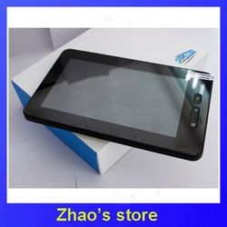 5pcs/lot MOMO9 7 inch tablet pc Android 2.3 512M 8G Capacitive Screen 1ghz processor wifi external 3G(China (Mainland))