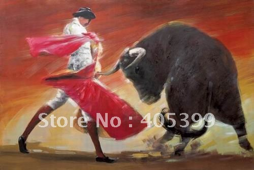 Shop Popular Spanish Bull Fighting from China | Aliexpress