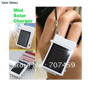 Free shipping !wholesale MD968 Solar Charger For i-Phone 3G 3GS 4G, Solar Charger for mobile phone, portable solar charger(China (Mainland))