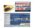 Ship Free DHL/EMS Car repair Software 2012 Alldata and Mtchell