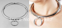 Hot product! high quality Rolled Stainless Steel necklace Neck Ring /100%same with the picture