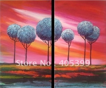 Free Shipping !   Modern Abstract Oil Painting , Huge Canvas Oil Painting  yttht003
