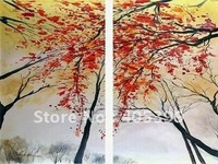 Free Shipping !   Modern Abstract Oil Painting , Huge Canvas Oil Painting  yttht082