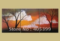 Drop Ship! High Quality 100% Handmade Modern Abstract  Oil Painting On Canvas yttht067
