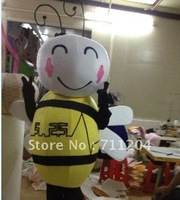 Bees Mascot Costumes Bees Cartoon Doll Costumes Halloween party fancy dress Wholesale & Factory &Supplier