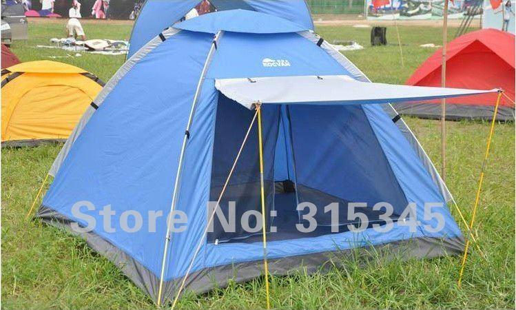 Туристическая палатка Rocvan 3/4 A071 палатка туристическая husky bizon 3 classic цвет зеленый