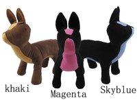 PVC leather Dog Mannequins/Dog pattern/dog mannequins wholesale