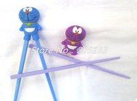 children learning chopsticks plastic toy infant chopsticks , top quality +free shipping 50par / lot