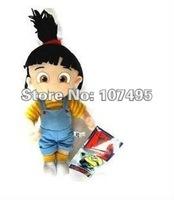 Wholesale Despicable Me Minion Plush Doll the cute gile  Agnes toys 30pcs/lot EMS Free shipping
