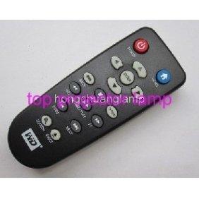 Western Digital WD TV Live Plus Digital AVI ISO USB Media Player Remote Control
