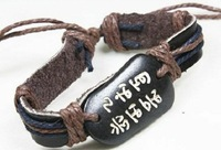 Free shipping, knit bracelet,leather bracelet,wonderful braid bracelet, fashion bracelt, drop shipping