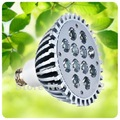 Free shipping 12W PAR38 lamp, E27 led lamp, ceiling spotlights, conference hall lighting,led bulbs for sale