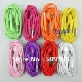Colorful Stereo Earphone for iPhone 4 4G 3G 3GS Headphone with Mic color earphone