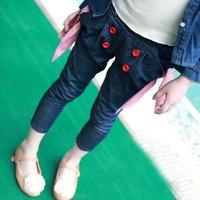 Жилет для девочек Korea design, girl cotton vest, children's vest for winter/spring, glove vest for kids, 50071