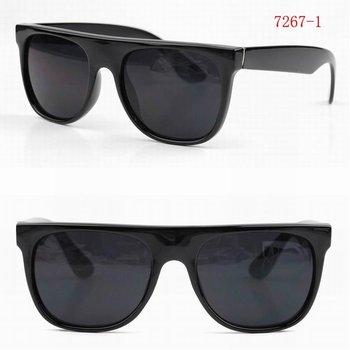 2013 Newest Sunglass Fashion Eyewear Plastic sport  Eyeglasses Metal Hinge Temples CE Certificate 7267-1