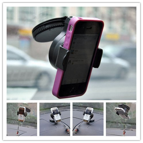 mobile phone pda car bracket holder gps car shelves mobile phone