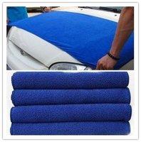 Free shipping 60*160cm 100%Microfiber car clean& wash towel /Soft/Don't drop batting/Good permeability/Good water absorptivity