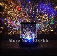 CPAM Freeshipping 4 pcs/lot star master projector lamp night light   Led night light Wholesale