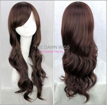 freeshipping jewish wig with bangs, full lace glueless wigs