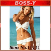 Free Shipping Sexy Women&amp;#39;s Swimsuit Swimwear Beachwear Bikini Set A009 S M L