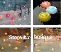 Free Shipping Colorful LED Tub Lights, SPA Bathroom Lights 100pcs/lot