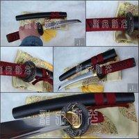 Free Shipping Handmade Wakizashi Sword With Dragon Tsuba ,Drop Shpping