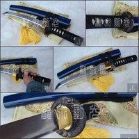 Free Shipping Handmade Dragon Katana Sword With Wakizashi Style,Drop Shipping