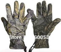 Camo skidproof gloves Outdoor gloves For hunting Mountaining
