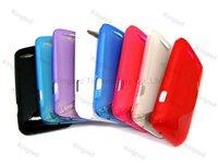 200pcs/Lot S Line TPU GEL Case Cover for HTC Salsa G15