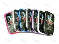 200pcs/Lot S Line TPU GEL Case Cover for Nokia E6