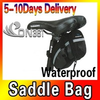 Free shipping Portable New Cycling Bicycle Bike Saddle Outdoor Pouch Back Seat Bag Waterproof