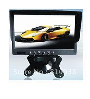 7 inch TFT LCD as bus monitor/car monitor/security monitor/surveillance monitor/portable LCD