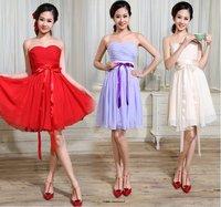 Платье для подружки невесты  xm12052006