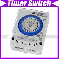 Power Reserve 100-240V AC Timer Switch Timer Controller #1970