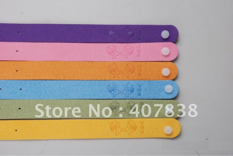 2012 free shipping Summer necessities mosquito repellent bracelet mosquito bracelet good for your body cheap price mosquito(China (Mainland))