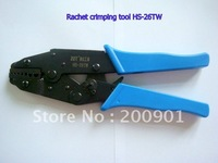 HS Series ratchet crimping tool for coaxial cable connectors,hand tool,wholesale and retail