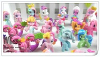 My little pony Loose Action Figures toy 50PCS/LOT Free shipping