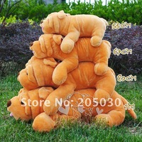 stuffed and plush toys dog 80cm size for 2013 new gift toys free shipping