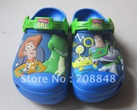 2012 fangle  Style  princess children TOY Shoes Sandal Slippers Boys and Girls shoes Sandal Size:  6C7-12C13