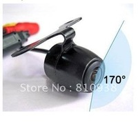 Promotion Mini backup camera with wide viewing angle waterproof PAL or NTSC system free shipping