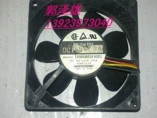 Good Quality Sanyo 8025 5V 0.25A 109R0805F4D01 Cooling Fan
