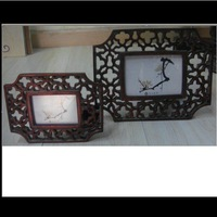 DS1023S Latest sculpture photo frame home decoration wedding gift craft souvenir