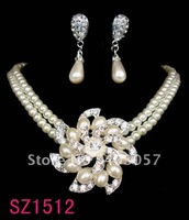 Wedding crystal jewelry set  sz1510