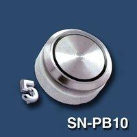 Elevator parts:Elevator Push Button,SN-PB10